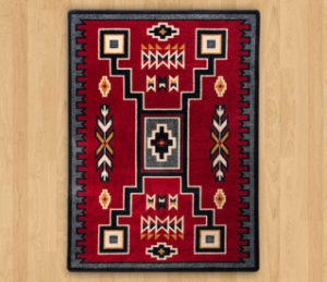 Identifying Between Original and Fake Native American or Navajo Rugs